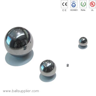 tungsten carbide ball bearing factory,any size avialiable