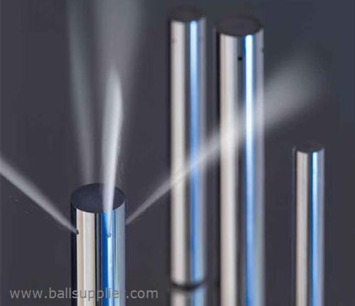 Hole carbide rod