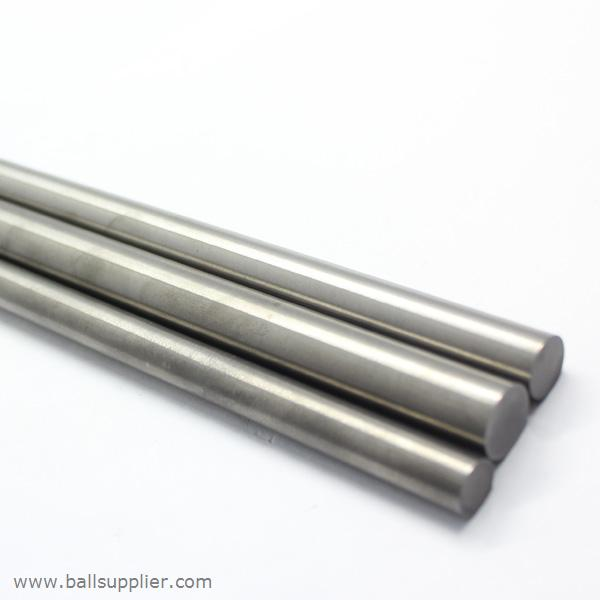 Solid carbide rod blanks