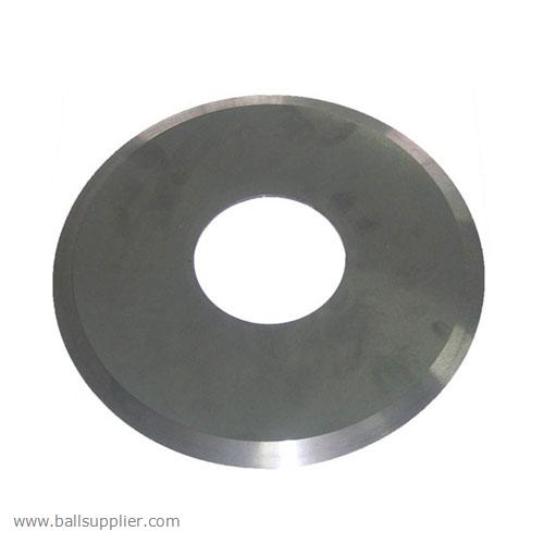 Tungsten Carbide Slitter Knife supplier
